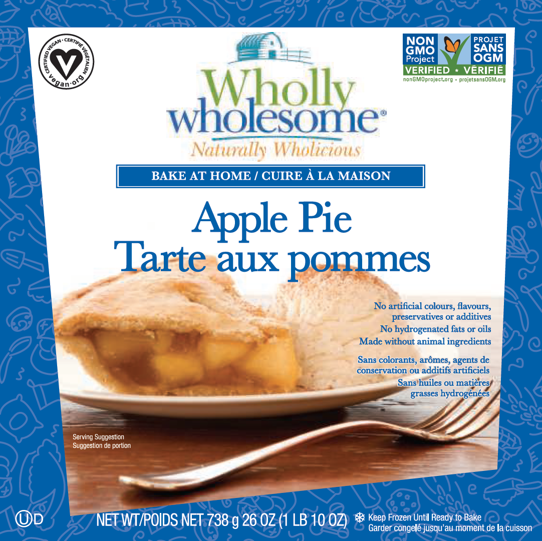 Wholly Wholesome - Apple Pie