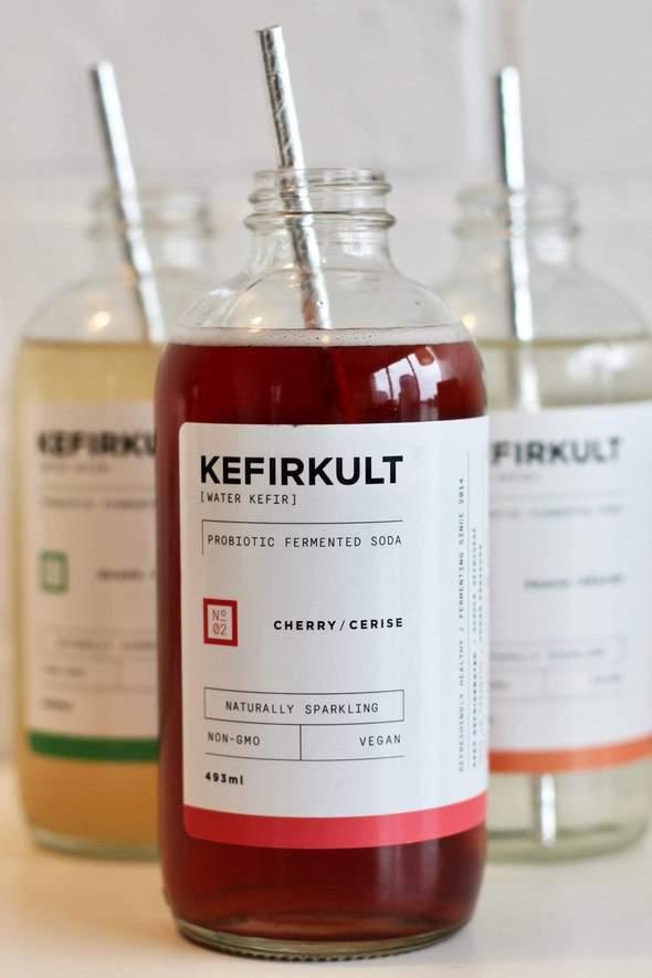 KefirKult - Water Kefir